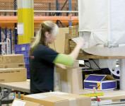 Oferta fizycznej pracy w Niemczech na magazynie pakowanie, zbieranie zamówień