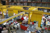 Dam pracę w Niemczech od zaraz dla pary- sortowanie ubrań Dortmund