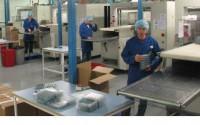 Aktualna praca w Anglii przy pakowaniu na linii produkcyjnej Bognor Regis