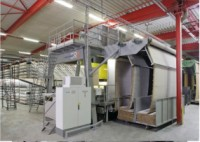 Fizyczna praca Holandia na produkcji w Eindhoven przy obszywaniu dywaników samochodowych