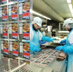 Holandia praca dla kobiet bez języka przy pakowaniu żywności na produkcji mięsnej