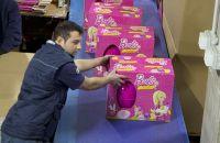 Praca w Anglii na produkcji przy pakowaniu zabawek bez języka Londyn 2015
