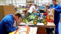 Dla par praca w Niemczech bez języka przy produkcji zabawek Düsseldorf