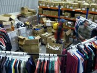 Dam pracę w Anglii pakowanie ubrań od zaraz na magazynie w Rayleigh