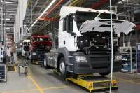 Produkcja samochów ciężarowych na taśmie oferta pracy w Anglii Gosfield