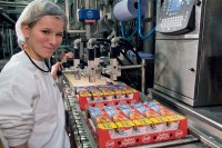 Praca w Danii bez znajomości języka od zaraz na produkcji serków Kopenhaga