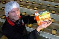 Praca w Anglii bez znajomości języka na produkcji żywności od zaraz w Crowen