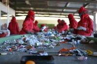 Fizyczna praca Szwecja od zaraz przy sortowaniu odpadów bez języka Sztokholm