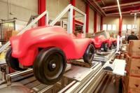Praca Anglia na produkcji przy montażu zabawek Bradford od zaraz bez języka