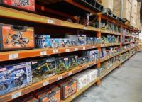 Anglia praca bez znajomości języka na magazynie zabawek Sheffield od zaraz