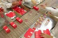 Bez znajomości języka praca Niemcy przy pakowaniu perfum od zaraz Dortmund