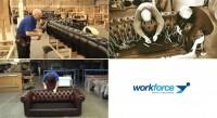 Anglia praca bez języka dla tapicerów na produkcji mebli od stycznia 2017 Bolton UK