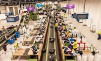 Ogłoszenie fizycznej pracy w Danii dla par bez języka Aarhus od zaraz sortowanie odzieży